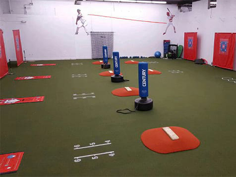 Inside The Hitting Academy Franchise Training Center