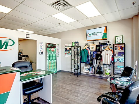 Inside a Minuteman Press Franchise