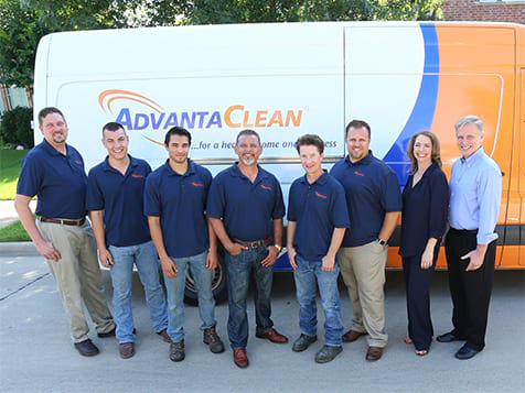 AdvantaClean Franchise Team