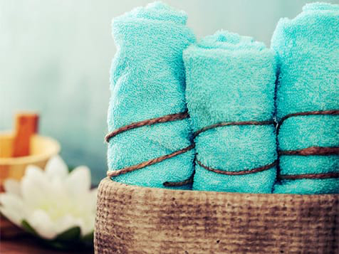 Sirius Day Spa - CO IL Spa Towels