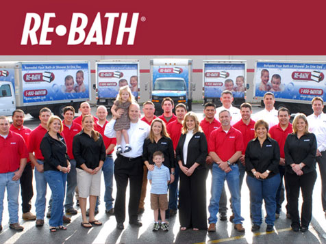Re-Bath Bathroom Remodeling Franchise Team