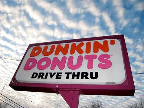 Drive Thur Dunkin