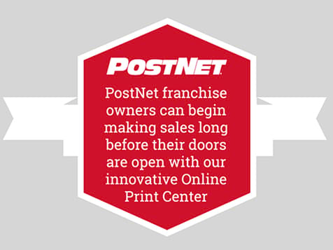 PostNet Franchise Online Print Center