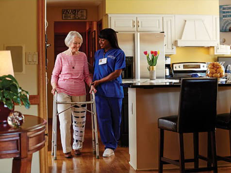 BrightStar Care Franchise home health care leader