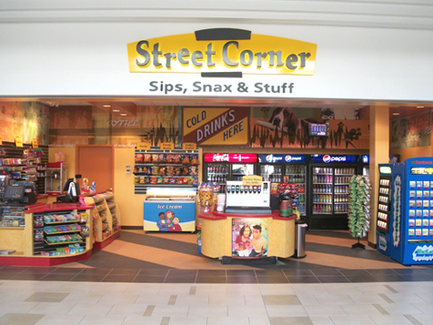 Mall, Airport, Hospital Convenience Store