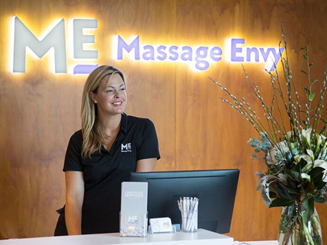 Offer affordable spa services with a Massage Envy Franchise