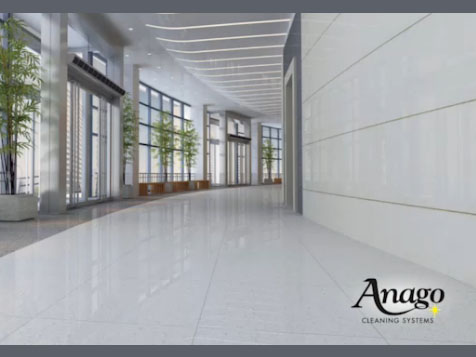 Anago Cleaning Systems Franchise clean office building