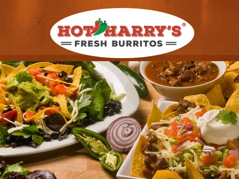 Hot Harry's Fresh Burritos Franchise