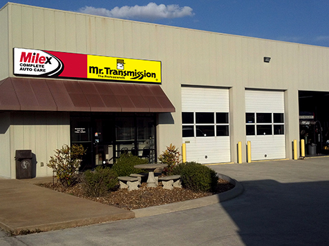 Mr. Transmission Franchise Exterior