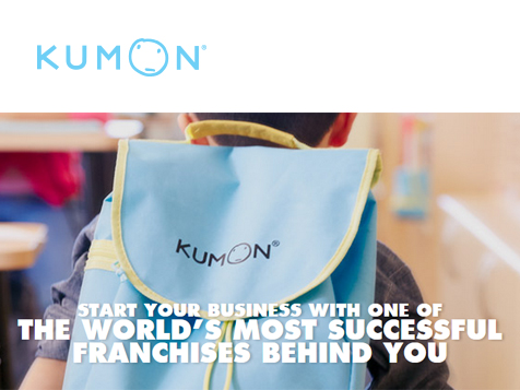 Kumon North America, Inc. Franchise Sucessful After School Program