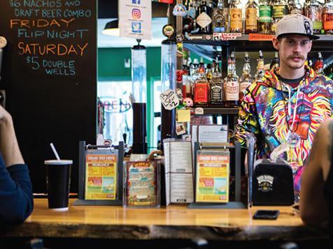 Cheba Hut Franchise Bartender