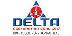Delta Restoration logo
