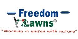 Freedom Lawns Logo