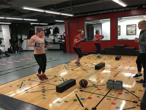 Athletic Republic Franchise - AR-FIT high intensity training