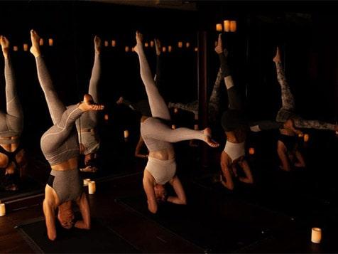 Ritual Hot Yoga Class