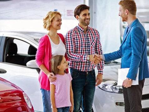 Independent Vehicle Agent Program with Get Deals and Help Kids