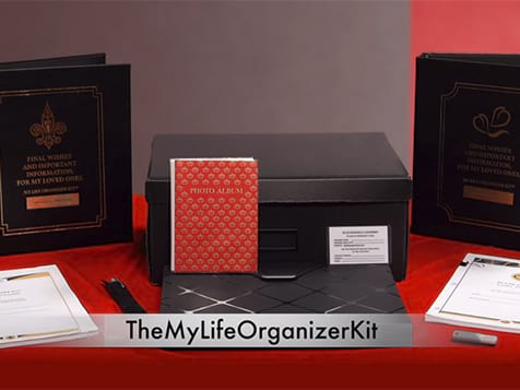 Offer The My Life Organizer Kit