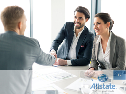 Become an exclusive agent for Allstate-FL