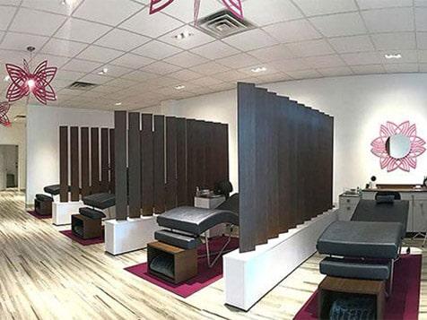 Deka Lash Franchise - proprietary studio design