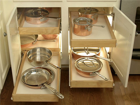 ShelfGenie Franchise Kitchen Organization