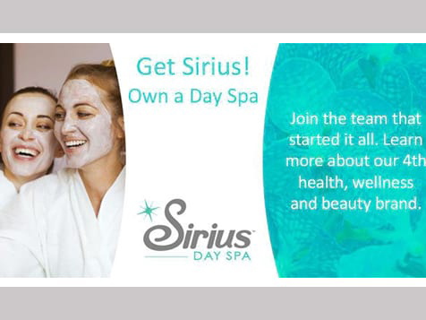 Own a Sirius Day Spa Franchise