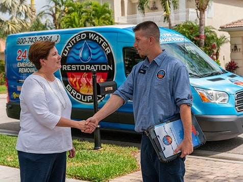 United Water Restoration Franchise