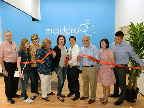 MaidPro Franchise Grand Opening