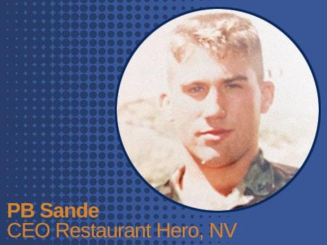 PB Sande, CEO Restaurant Hero, NV