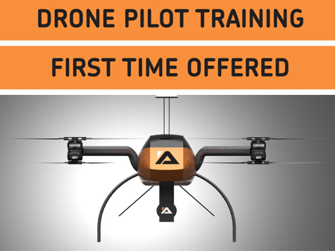 UAV Advanced - Drone Pilot Training