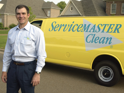 Own a Commercial Cleaning Franchise