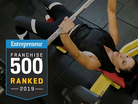 Retro Fitness - Ranked in Franchise 500