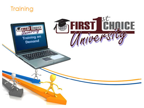 Training for First Choice Business Brokers Inc.