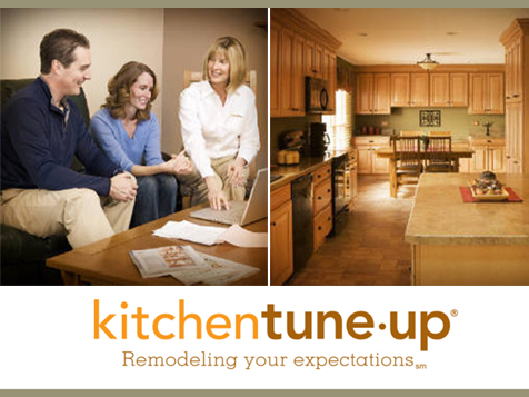 No experience necessary to own a Kitchen Tune-Up Franchise