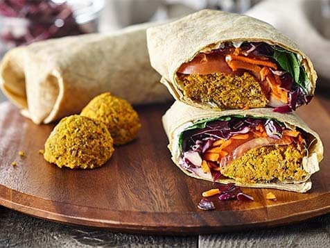 Copper Branch Franchise Falafel Wrap