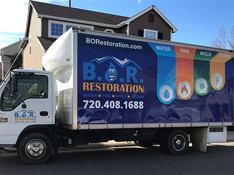 Best Option Restoration Franchise Truck