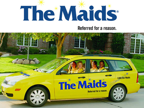 The Maids Cleaning Franchise