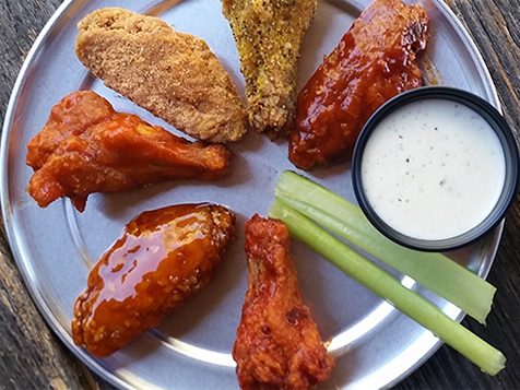 Native Grill & Wings Franchise Flavors