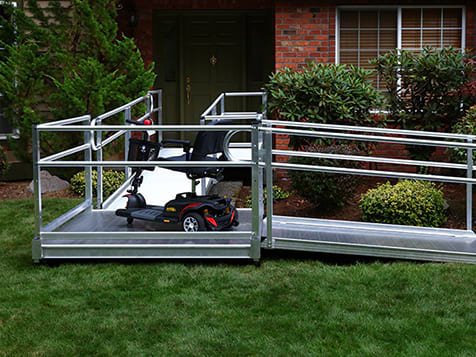 Mobility Plus Franchise Wheelchair Ramp
