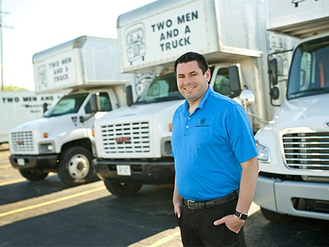 Two Men and a Truck Franchise Owner