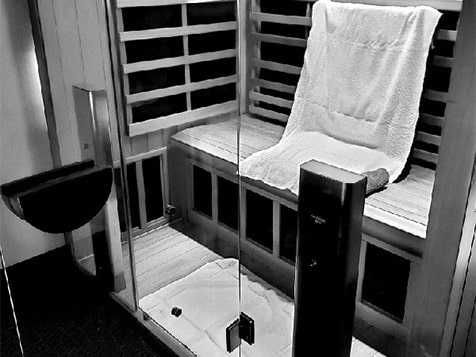 3 Degrees Franchise Sauna Seat