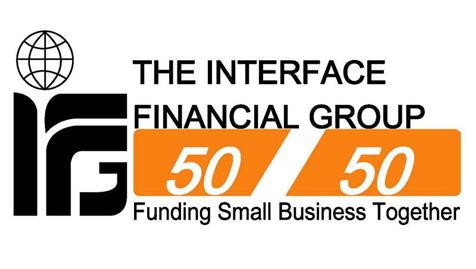 Interface Financial Group Franchise Logo