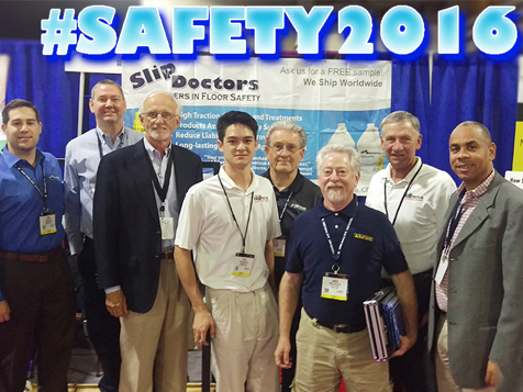 Slip Doctors Safety Conference