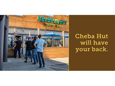 Cheba Hut Franchise Customers