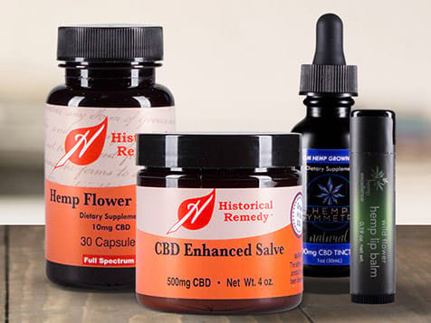 Everything Hemp Store Franchise Products