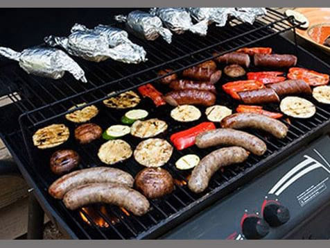 The BBQ Cleaner - clean grill