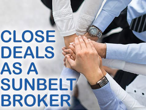 Sunbelt - largest business brokerage franchise in the world