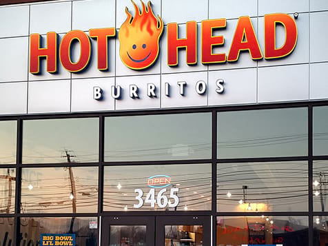 A New Hot Head Burritos Franchise