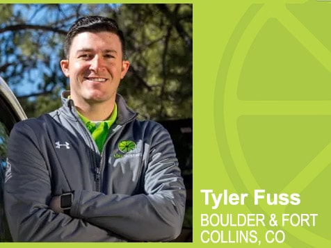LIME Painting Franchisee Tyler Foss, Boulder & Fort Collins, CO