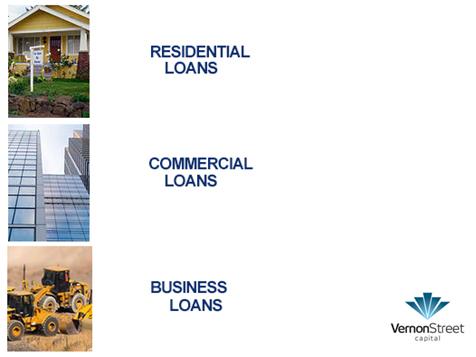 Vernon Street Capital services