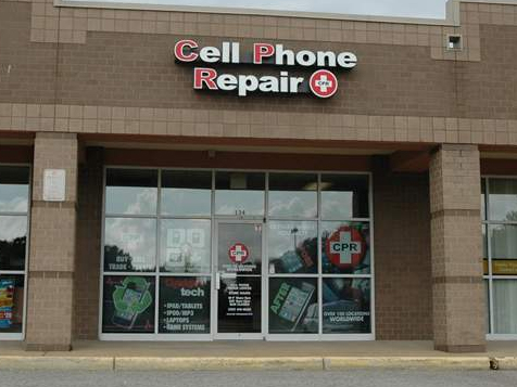 CPR® Cell Phone Repair Franchise Store Front
